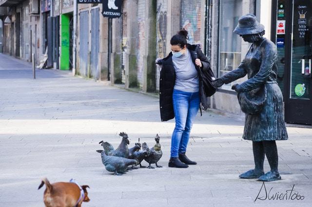 O Mercado en Pontevedra