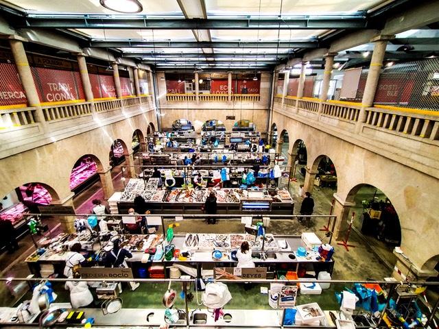 O Mercado Pontevedra
