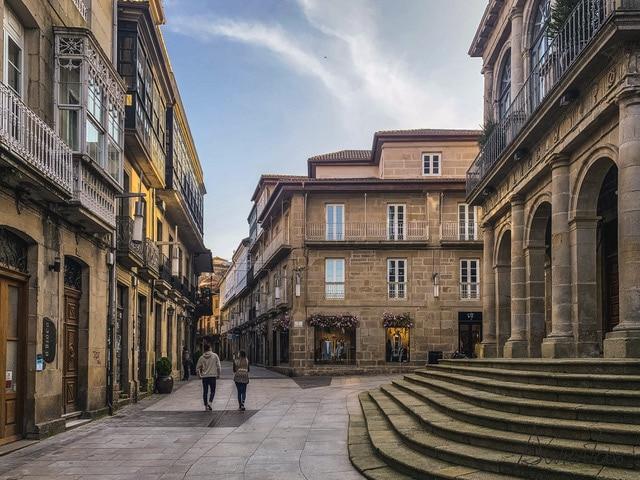 que ver en la ciudad de Pontevedra