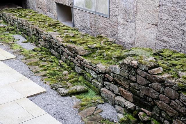 muralla de Pontevedra