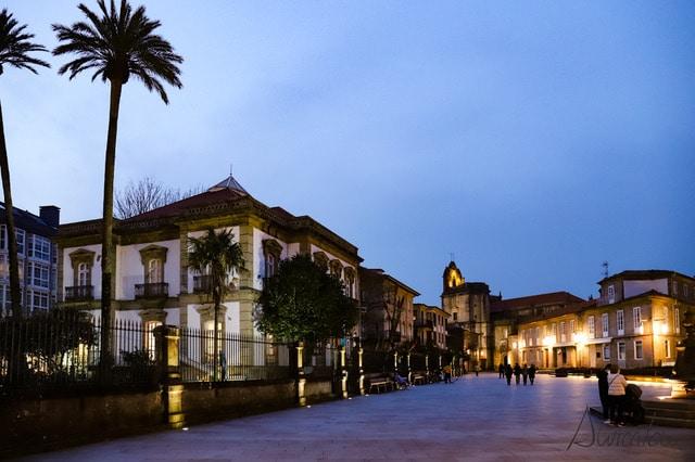 Palacete de las Mendoza-Turismo Rias Baixas