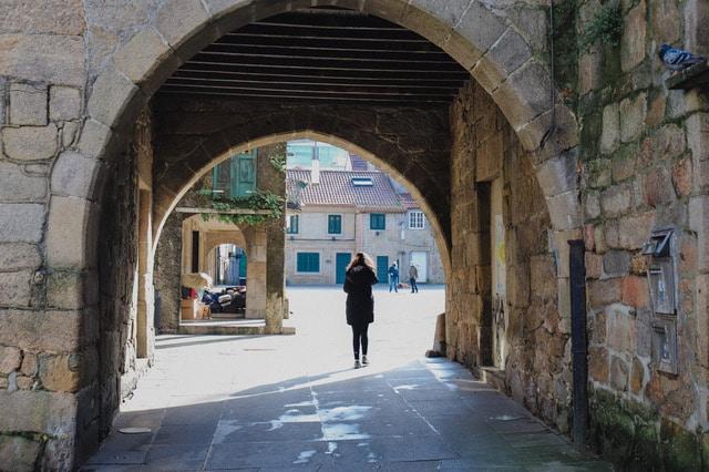 Praza da Pedreira o Plaza de Mugartegui