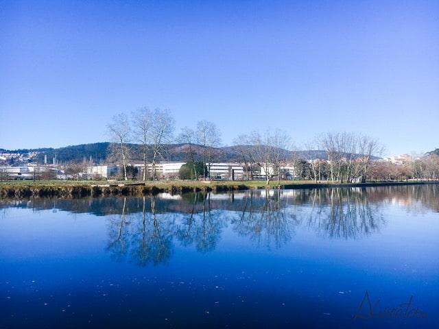zonas verdes en Pontevedra