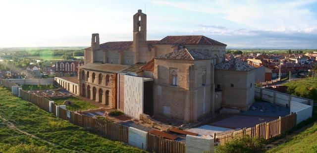 Santuario de la Peregrina en Sahagún