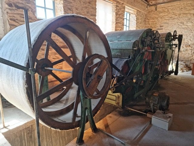 Museo Textil de Val de San Lorenzo - Batán Museo