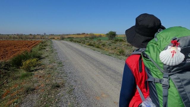 Camino de Santiago en Sahagún