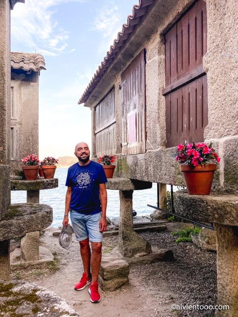 Alvientooo influencer de viajes gallego