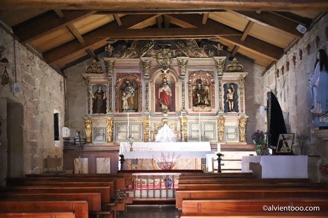 iglesias en Combarro