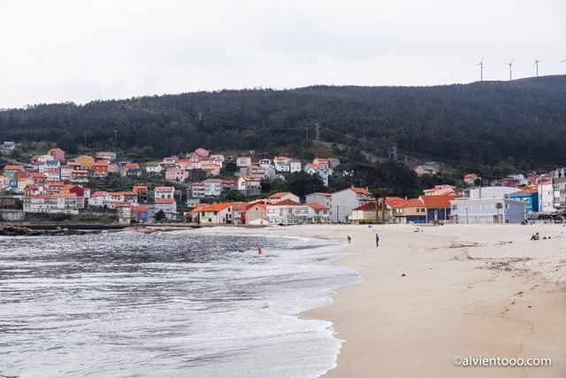 playa de Dumbria