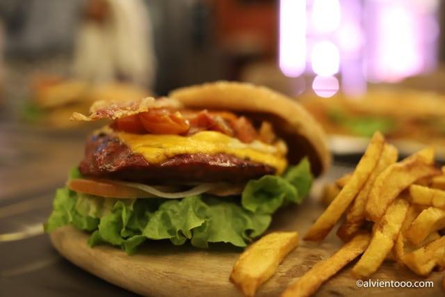 hamburguesas gourmet Galicia