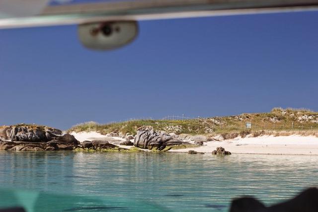 paseos en barco en la Ria de Arousa