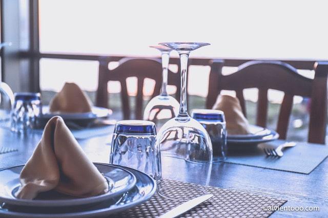 restaurante los corrales