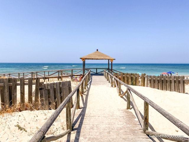 las mejores playas de Chipiona