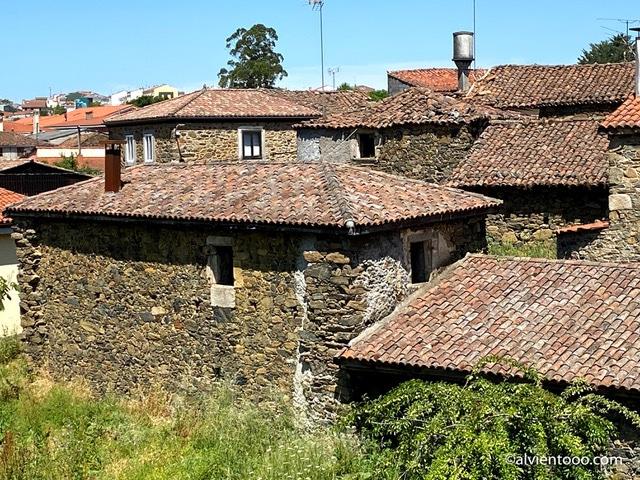 aldea de furelos en Melide