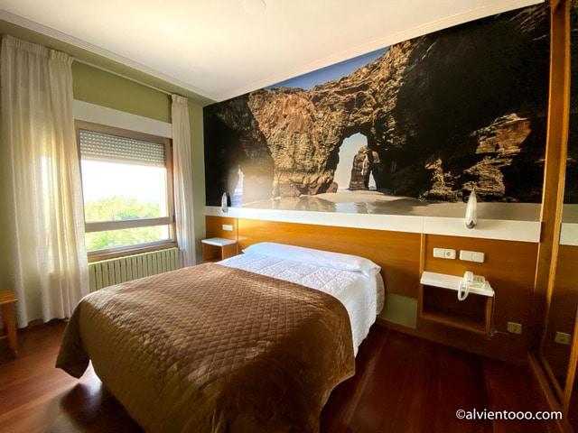 hotel Bello en O Pino