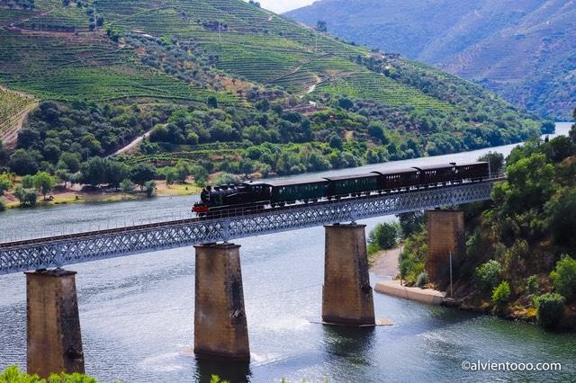 comboios  históricos de Portugal