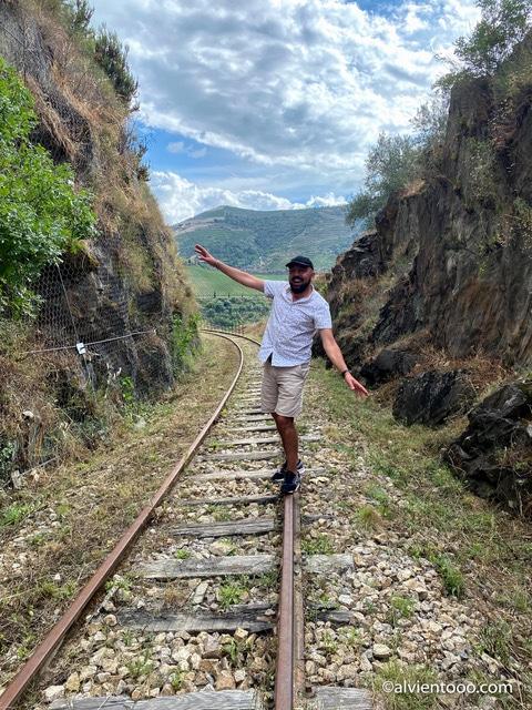 senderismo en vale do tua