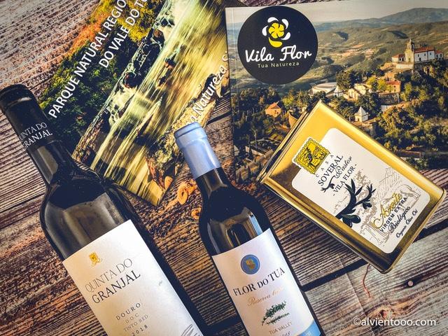 vinos y aceites en Mirandela