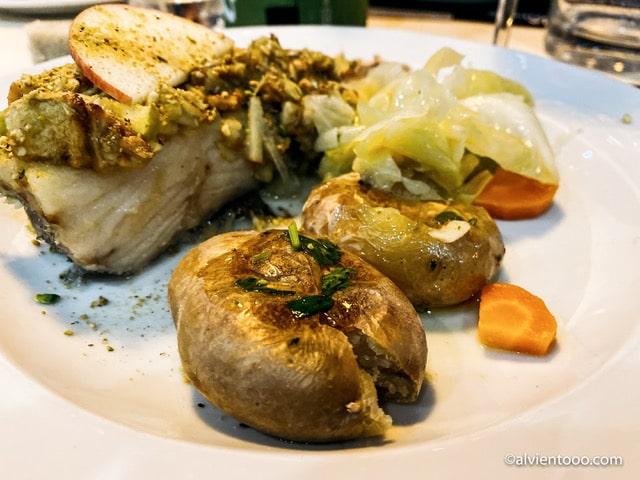 donde comer en Bragança