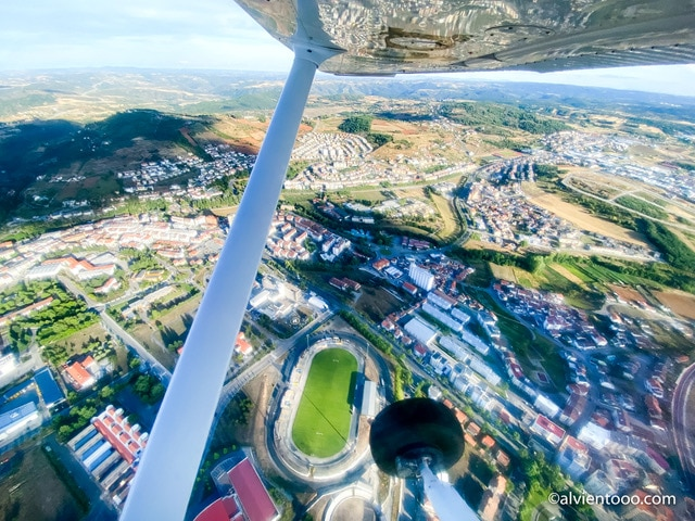 aeroclub de Bragança