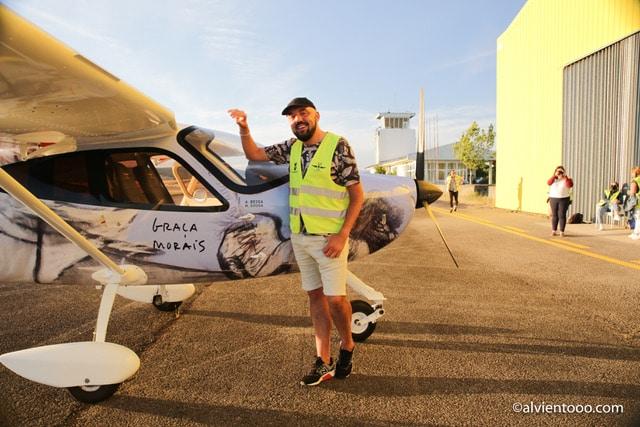 volar en avioneta en Bragança