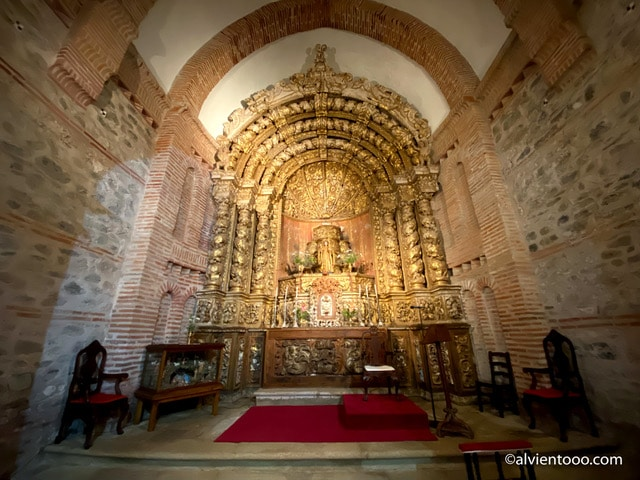 Monasterio de Castro de Avelâs