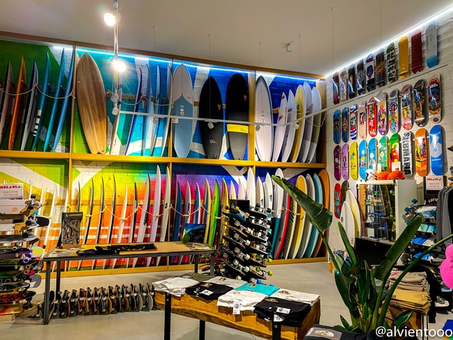 Hola ola surf