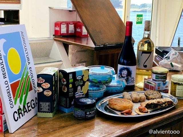 productos ecológicos en Pontevedra