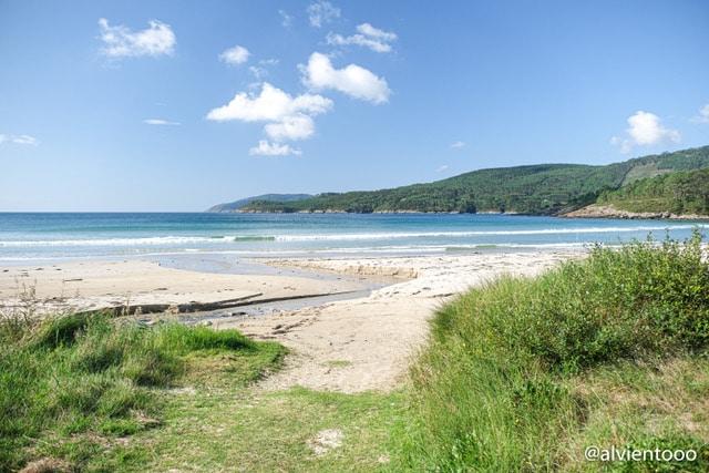 playa de Estorde en Cee