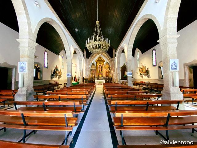 iglesia de Cee
